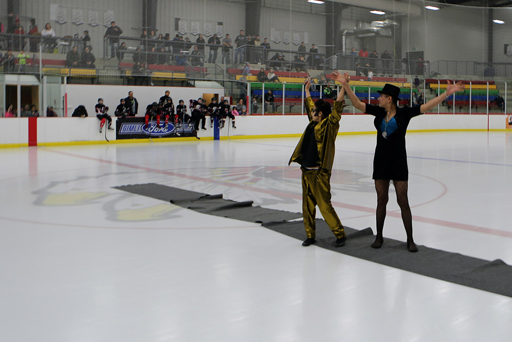Winter Carnival 2017 Peguis First Nation
