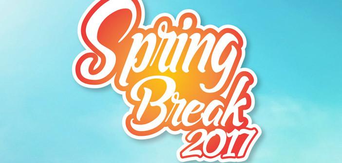 Spring Break Fun Week