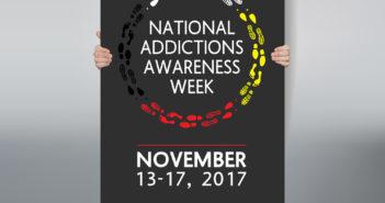 National Addictions Awareness Week 2017