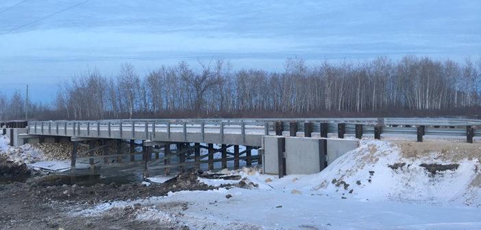 Backroad Bridges Update