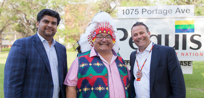 GrowForce and Peguis First Nation announce Cannabis joint venture