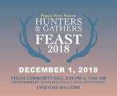 Hunters & Gatherers Feast 2018