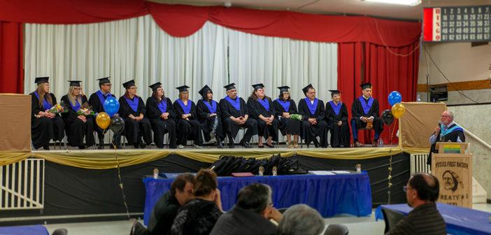 Education Assistant Program Graduation Ceremony