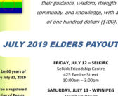 Elders Payout 2019