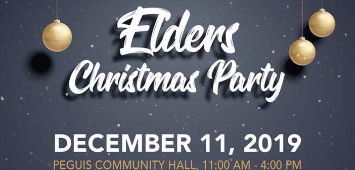 Elders Christmas Party