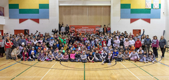 Rogers Hometown Hockey is Heading to Peguis First Nation