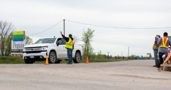 Check Points Removed – June 8, 2020