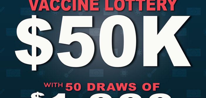 Peguis Vaccine Lottery